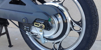 2015 Jetson Bike 500 Watt Hub Motor