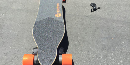 Boosted Boards Boosted Dual Plus Back End