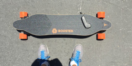 Boosted Boards Boosted Dual Plus Loaded Vanguard Deck