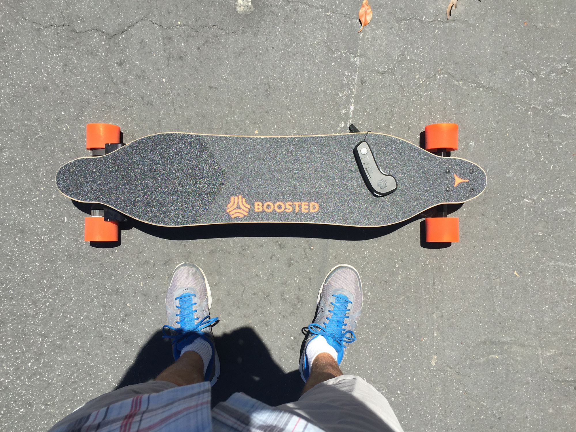 Boosted Boards Boosted Dual Review Electric Ride