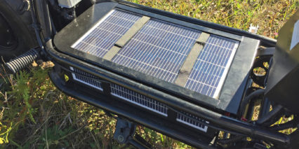 Daymak Beast Deluxe 15 Amp Solar Charger Battery Pack