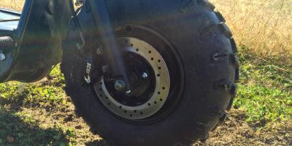 Daymak Beast Standard Oversized Front Wheel Hydraulic Disc Brake