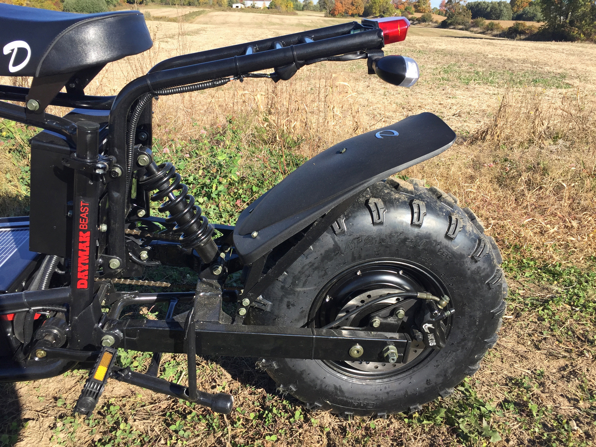 Daymak Beast Standard Review Electric Ride Reviews
