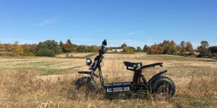 Daymak Beast Standard Ride Testing In Canada
