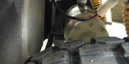 Daymak Boomerbuggy 1200 Watt Canister Motor
