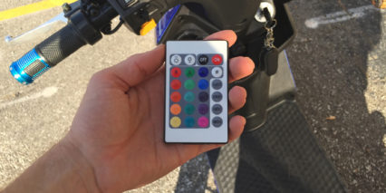 Daymak Chameleon Led Color Adjustment Remote