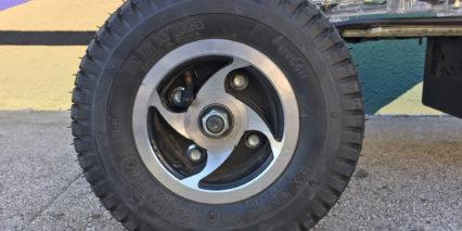 E Glide Gt Kenda Pneumatic 9 Inch Tires