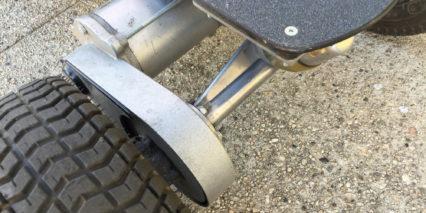 E Glide Gt Motor Mount Tire Tread Pattern