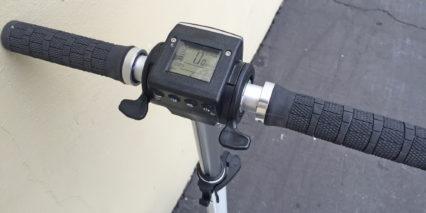 E Twow Scooter Folding Handlebars Telescoping Stem