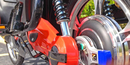 Ecobike Always 350 Watt Hub Motor