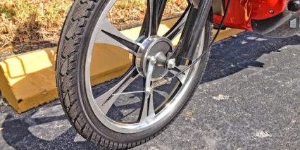 Ecobike Always Front Drum Brake