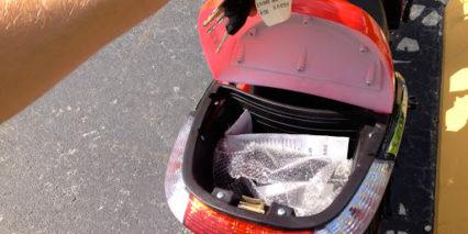 Ecobike Always Locking Boot Cargo