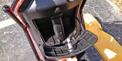 Ecobike Always Locking Glove Box