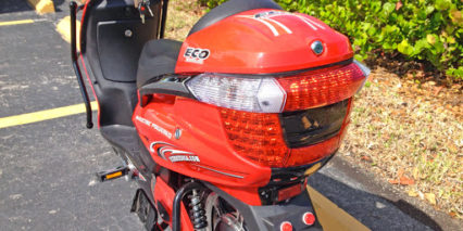 Ecobike Always Rear Lights