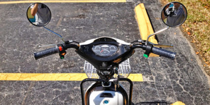 Ecobike New York Led Display Panel Throttle