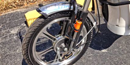 Ecobike New York Skewer Lock