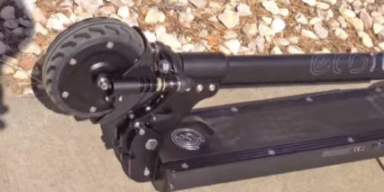 Ecoreco M3 Electric Scooter Front Suspension Springs