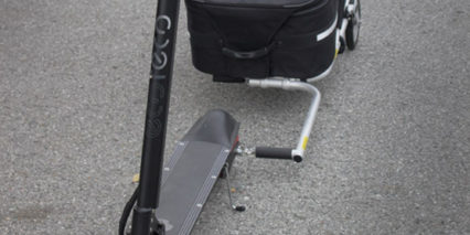 Ecoreco M5 Electric Scooter Cargo Trailer Accessory