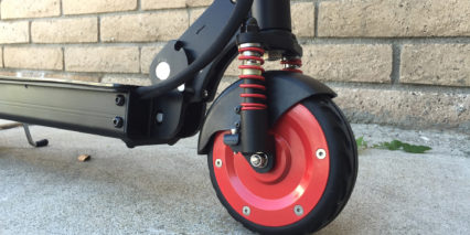 Ecoreco M5 Electric Scooter Front Springs