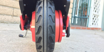 Ecoreco M5 Electric Scooter Rear Tire