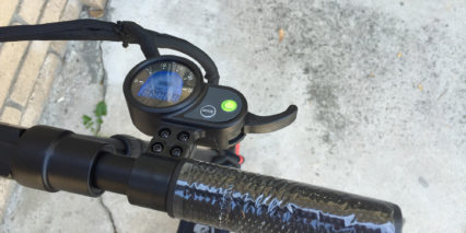 Ecoreco M5 Electric Scooter Trigger Throttle