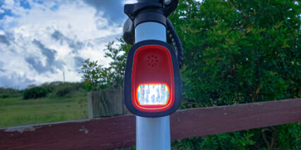 F Wheel Dyu Integrated Led Headlight And Horn Scaled