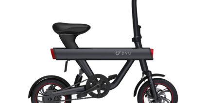 F Wheel Dyu V1 Stock Black 1