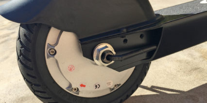 Glion Electric Scooter 250 Watt Gearless Hub Motor Cable