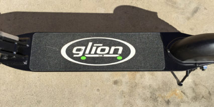 Glion Electric Scooter Deck Grip Tape