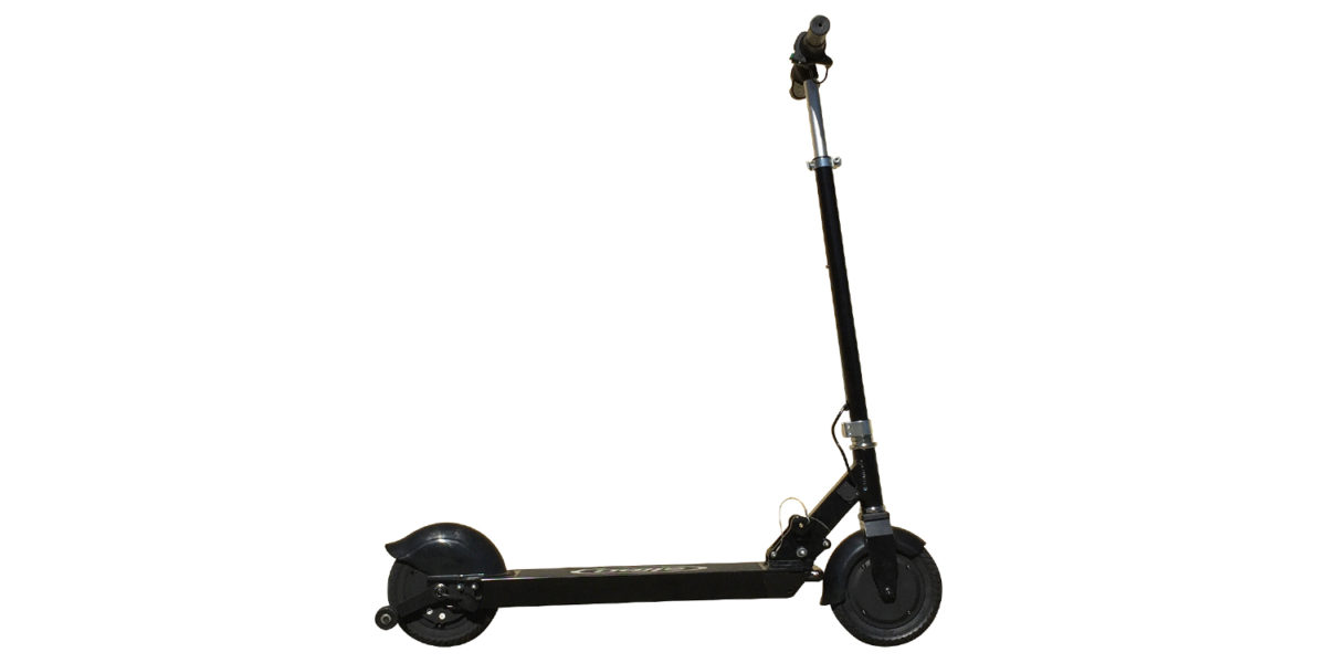 Glion Model 200 Dolly Electric Scooter Review