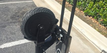 Glion Scooter Model 200 Dolly Honeycomb Puncture Proof Tire