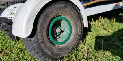 Golfboard Large Kenda Tires All Wheel Drive