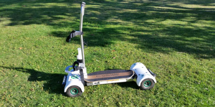 Golfboard Side View