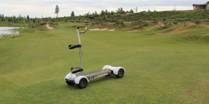 Golfboard Standing Electric Golf Cart