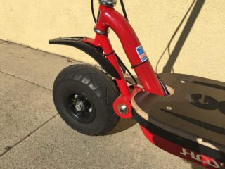 Goped Esr750 Hoverboard Front Suspension And Fender