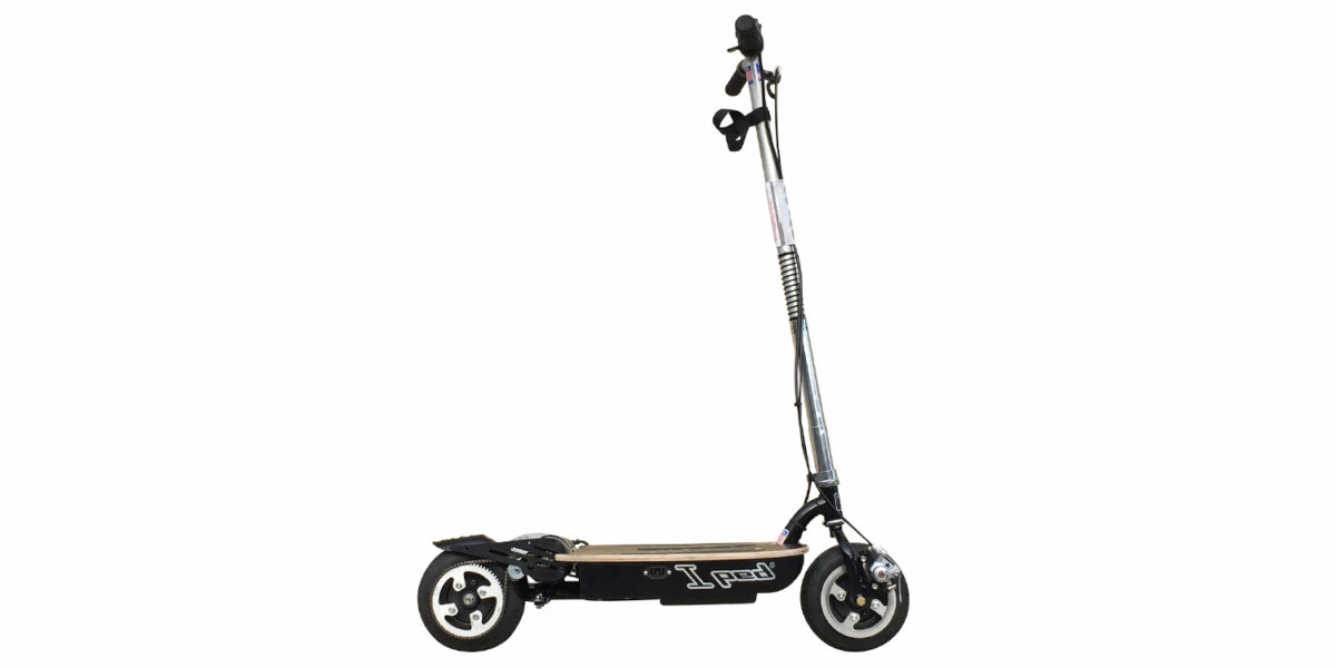 Goped I Ped 2 Electric Kick Scooter Review