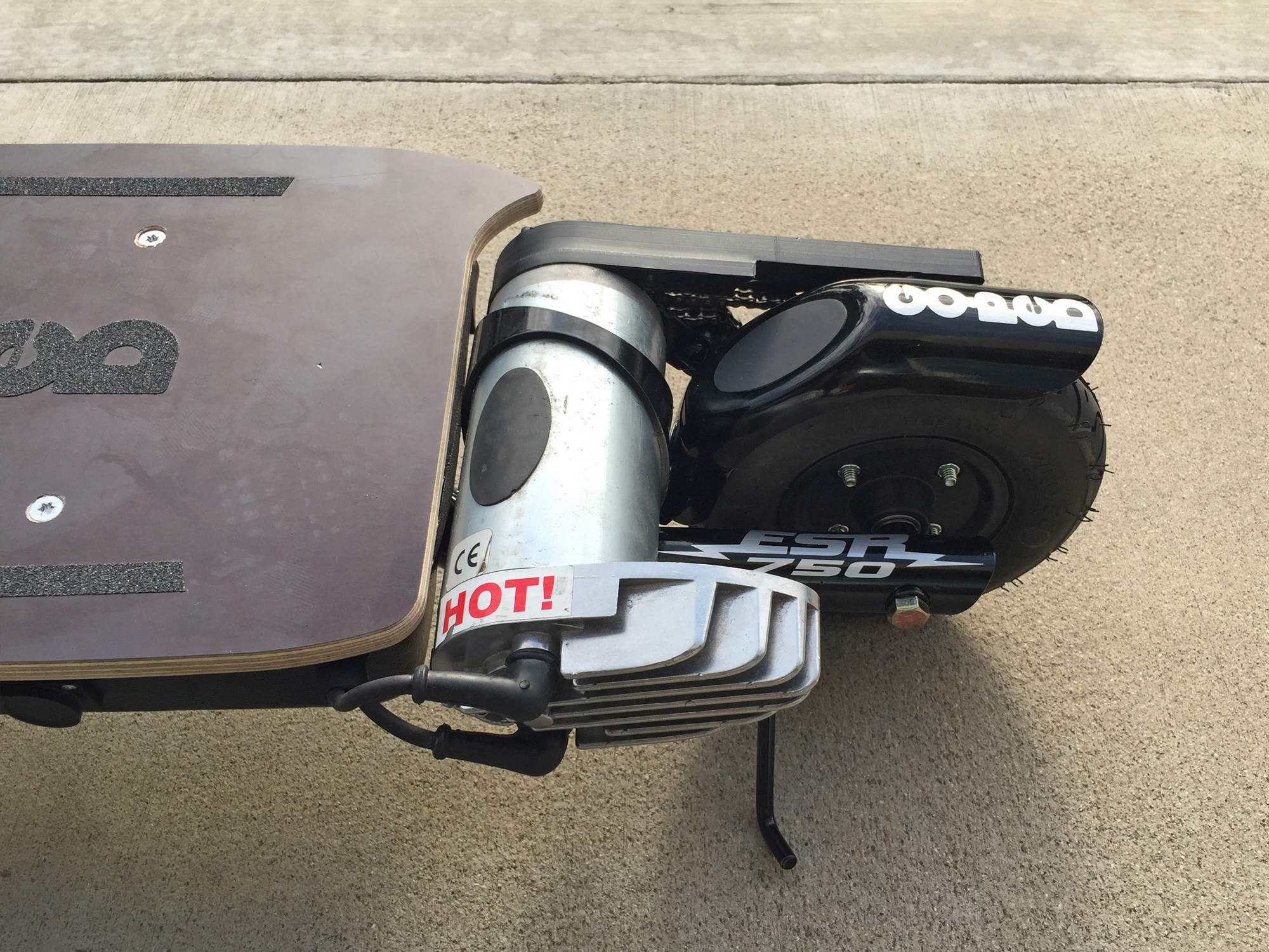 goped i ped 2 review electric ride reviews, prices, specs, videos Viper Goped at Go Ped Iped 8 Wiring Diagram