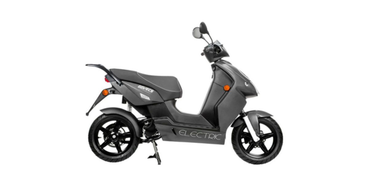 Govecs Go S3 4 Electric Scooter Review
