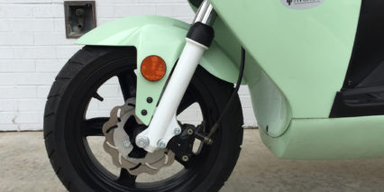 Govecs Go S3 4 Front Wheel Suspension Fork