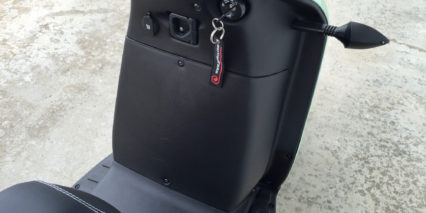 Govecs Go S3 4 Keyed Ignition Luggage Clip 20 Amp Outlet