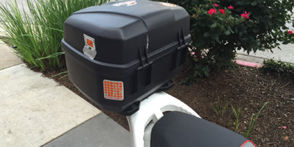 Govecs Go S3 4 Locking Cargo Box Option
