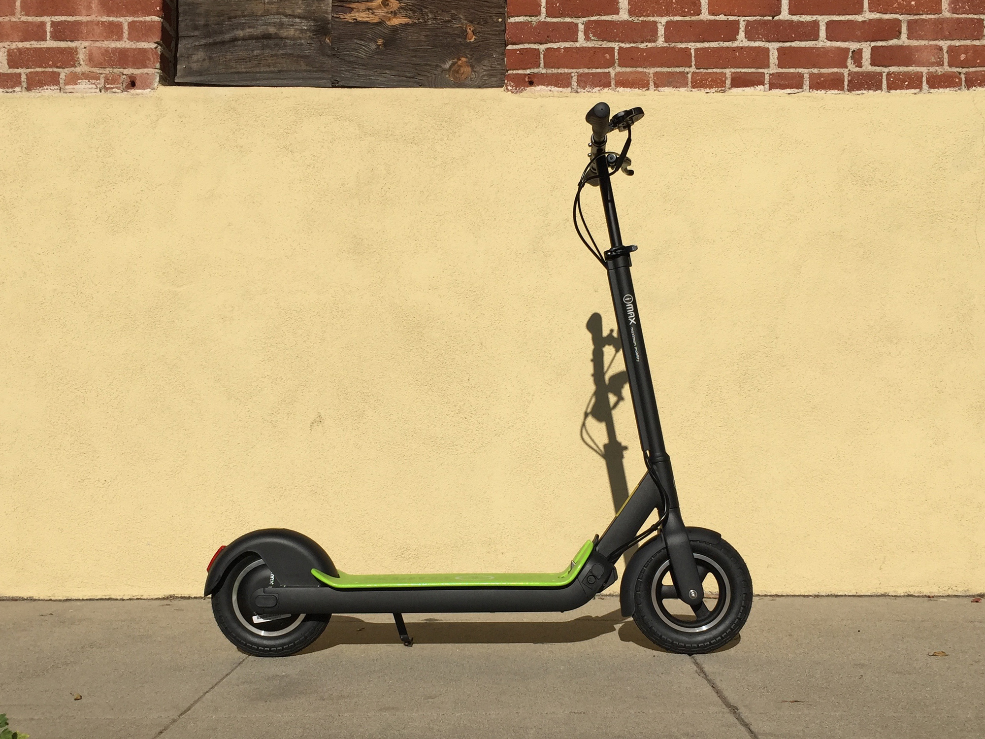I Max S1 Electric Kick Scooter Review Electric Ride
