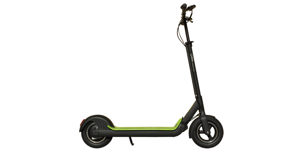 I-MAX S1+ Electric Kick Scooter Review - Electric Ride