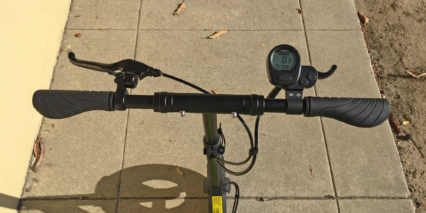 I Max S1 Plus Folding Handlebar