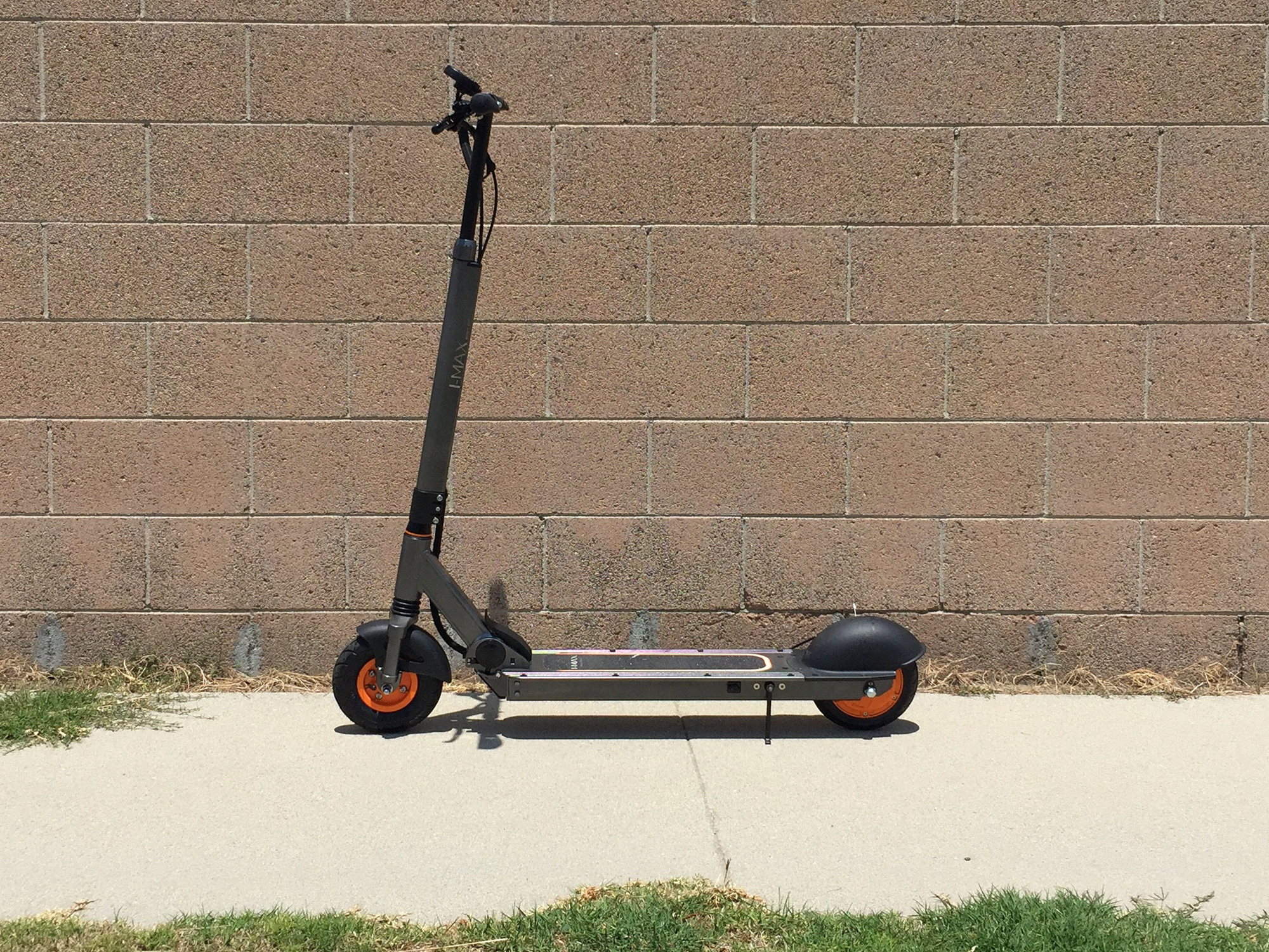 I Max T3 Electric Kick Scooter Review Electric Ride