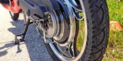Jetson Bike 500 Watt Hub Motor