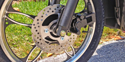Jetson Bike Heavy Duty Disc Brake