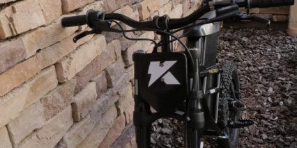 Kuberg Freerider Front Angled