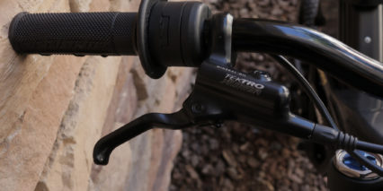 Kuberg Freerider Handlebar Right