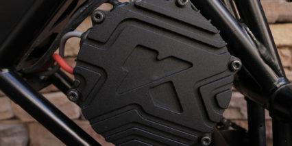 Kuberg Freerider Motor